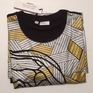 Versace collection T shirt in gift box.